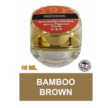 MICROBLADING BOYASI BAMBOO BROWN 10 ML - MICRO JOY
