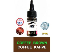 MICROBLADING BOYASI COFFEE BROWN 30 ML- MICROBLADING BOYASI COFFEE BROWN 30 ML